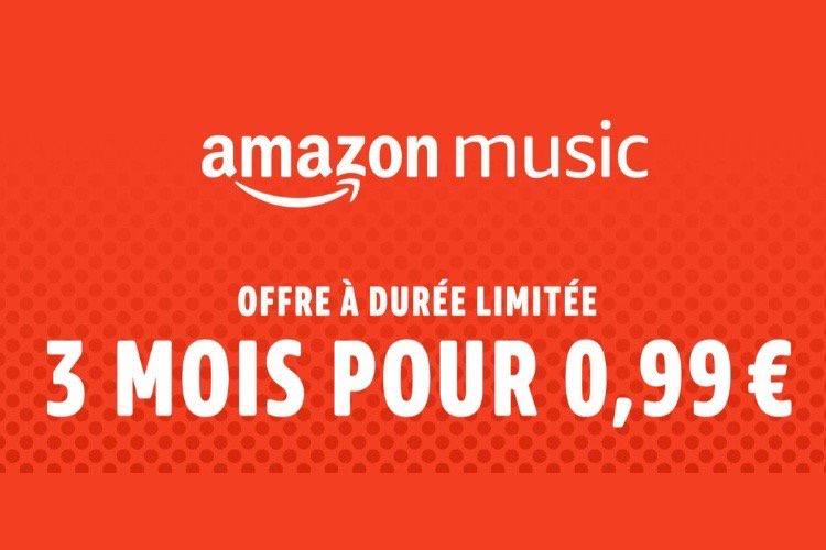 Amazon Music Unlimited et des enceintes Echo à pas cher