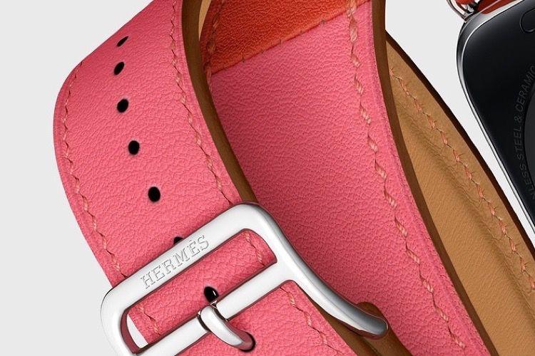 Deux nouveaux bracelets Hermès à trois coloris