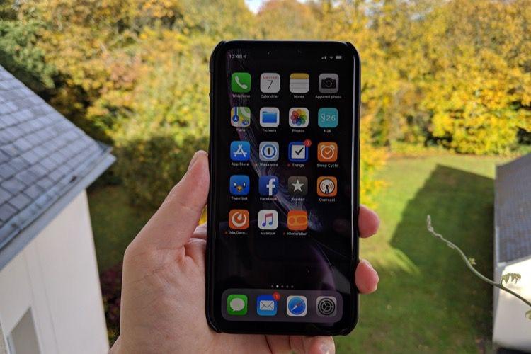 L'iPhone XR est si bon que j'en oublie presque 3DTouch