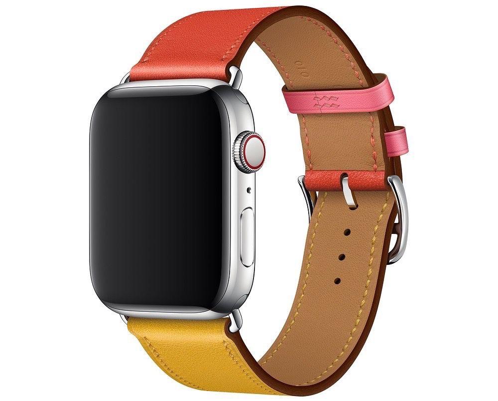 Deux nouveaux bracelets Hermès à trois coloris   WatchGeneration eee92174c773