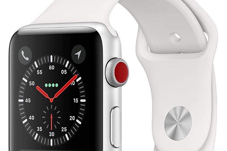 Cyber Monday : des Apple Watch Series 3 (GPS) 42 mm à 275 €