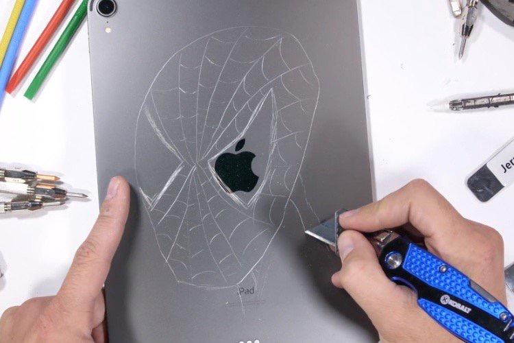 L'iPad Pro plie et casse facilement