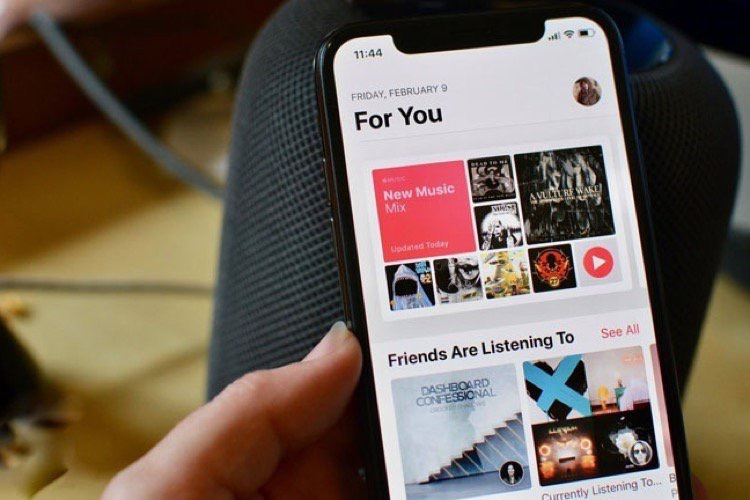 Alexa va se connecter à Apple Music