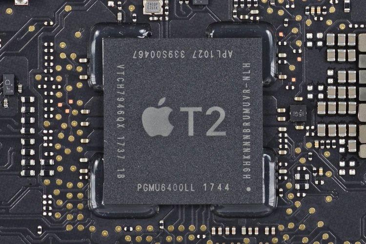 La puce T2 protège les Mac contre les attaques par force brute