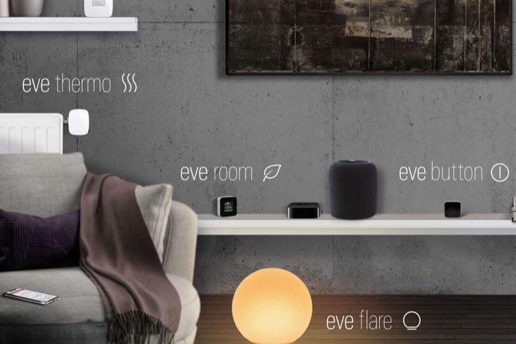 Un HomePod à 50% ou une Apple TV gratuite pour l'achat d'accessoires HomeKitEve Systems