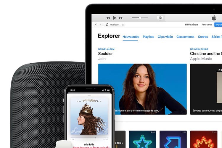 Apple Music for Business : de la musique pour les commerces