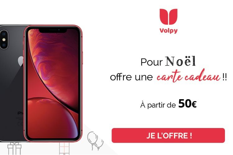 📣 Comment offrir un iPhone à Noël ?