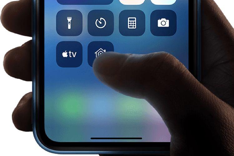 iOS 12.1.1 ajoute un réglage pour l'Haptic Touch des iPhoneXR