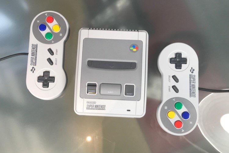 Nintendo en a fini avec les petites consoles rétro