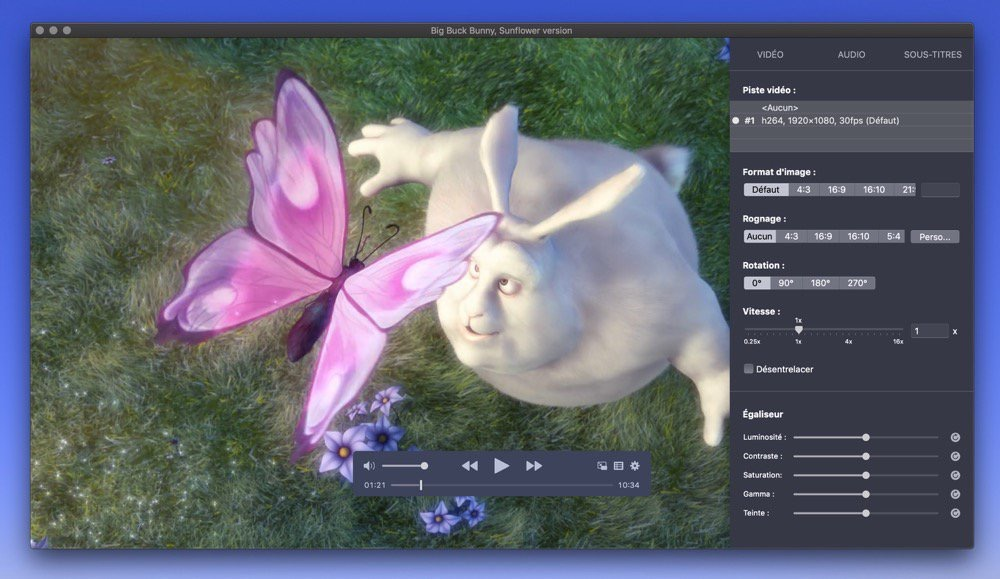 IINA, le lecteur vidéo pensé pour le Mac, enfin disponible