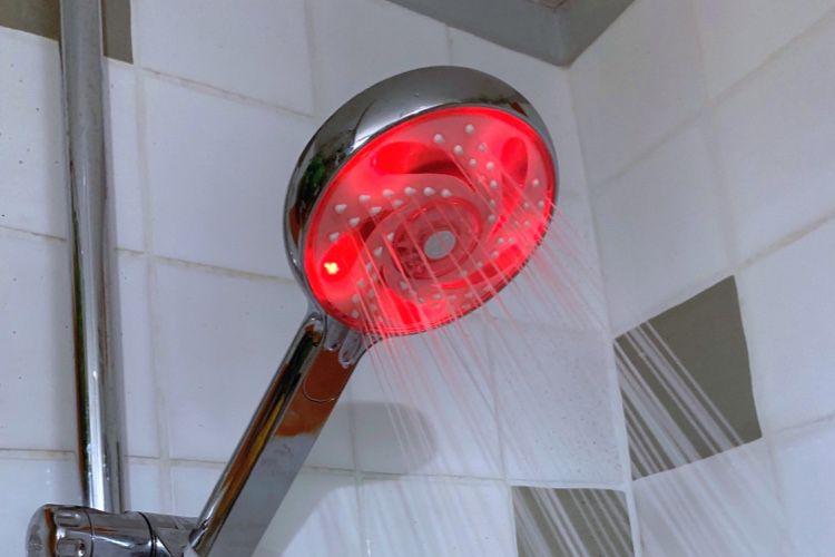 Test du pommeau de douche Hydrao pour consommer moins d'eau