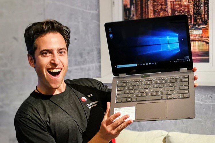 Snapdragon 8cx : une puce « extrême »pour propulser Windows sur Arm