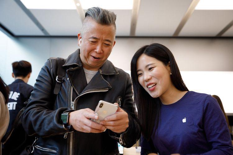 Apple prépare une mise à jour iOS en Chine pour éviter l'interdiction des ventes d'iPhone