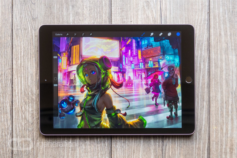 """L'iPad 6 a été un """"best-seller"""" chez Amazon pour Noël"""