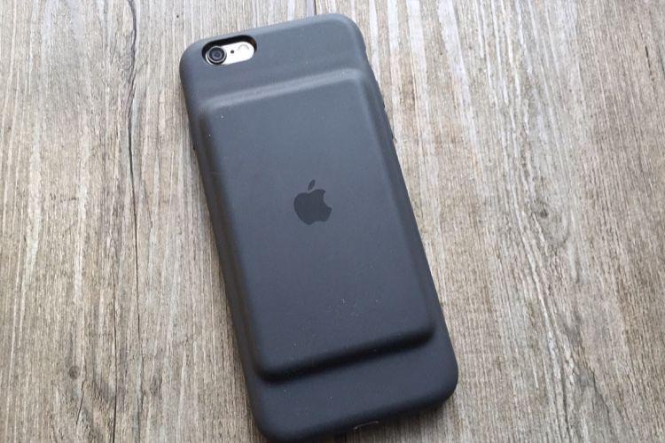 La Smart Battery Case pour iPhone XS était prévue pour l'automne