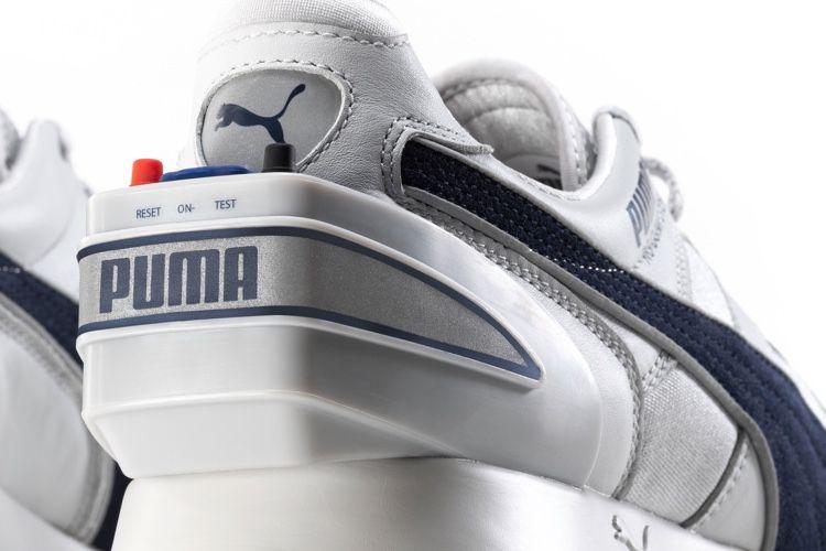 PUMA relance ses RS-Computer, des sneakers connectées de1986