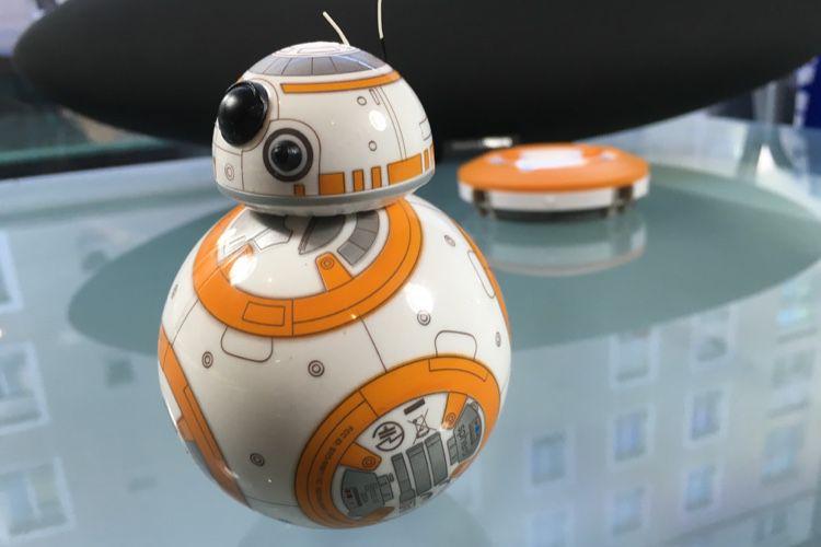 Sphero arrête le BB-8 et ses autres robots Disney