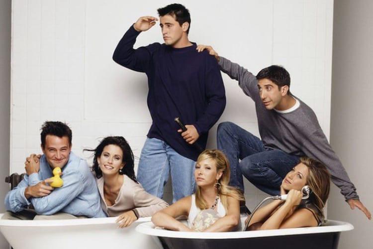 Apple voulait s'offrir pour pas trop cher les dix saisons de la série Friends