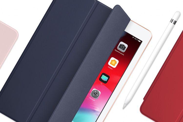 Refurb : l'iPad 6 2018 compatible Pencilestà299€