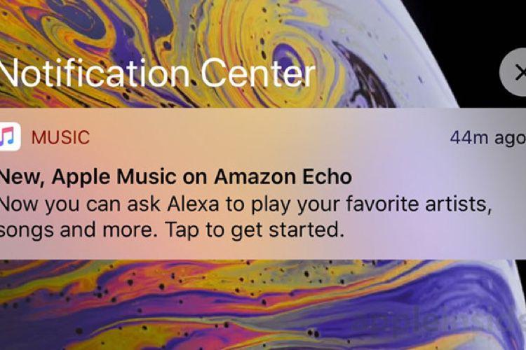 Apple use et abuse des notifications publicitaires