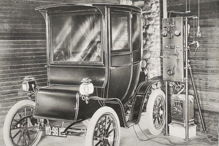Les voitures électriques c'est l'avenir…