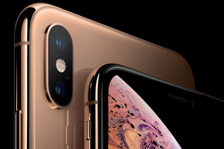 iPhone XS : une plainte pour absence visible de l'encoche