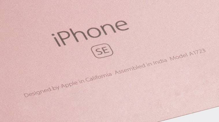 L'iPhone X d'Apple, bientôt assemblé en Inde