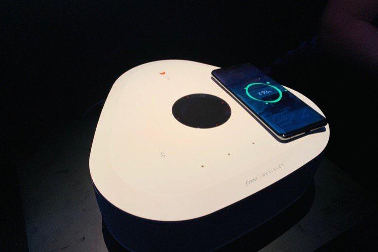 Liphone Privé De Recharge Qi Avec La Freebox Delta Màj Ou Pas
