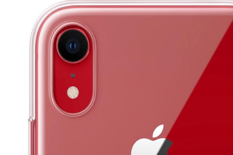 Apple lance son premier étui transparent pour iPhoneXR