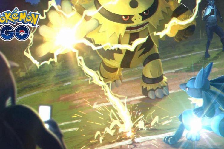 Pokémon Go: les combats entre joueurs sont enfin actifs