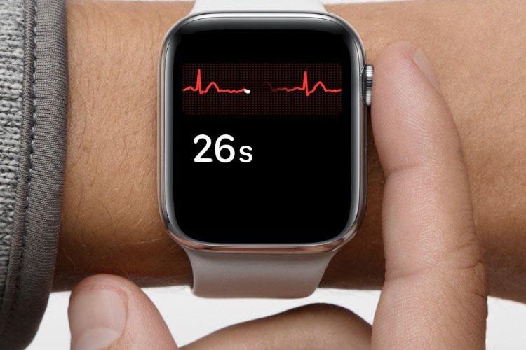 Quand l'Apple Watch Series 4 envoie ses premiers utilisateurs à l'hôpital