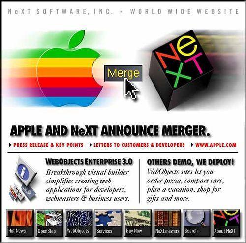 Le jour où Apple annonça l