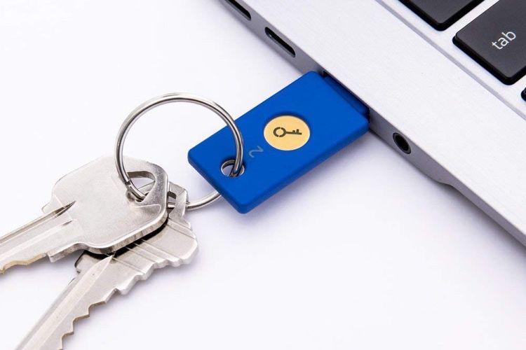 Safari : Apple teste l'authentification web par des clefs USB