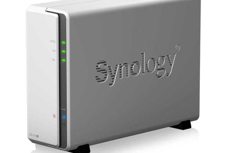 📣 DS119j : le petit NAS de Synology pour la maison et les TPE