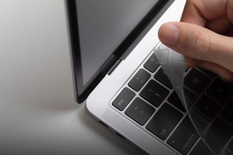 MacBook Air Retina : trois protections Moshi pour l'écran, le clavier et le châssis
