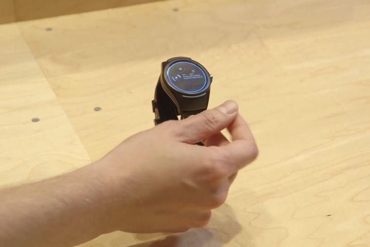 Google n'a pas abandonné le contrôle d'interface à distance pour les montres