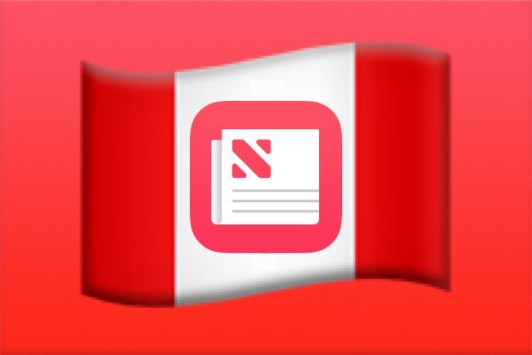 Apple News bientôt au Canada, en anglais et en français
