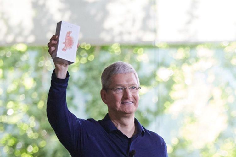 Les livraisons d'iPhone estimées à 65,9 millions d'unités fin 2018
