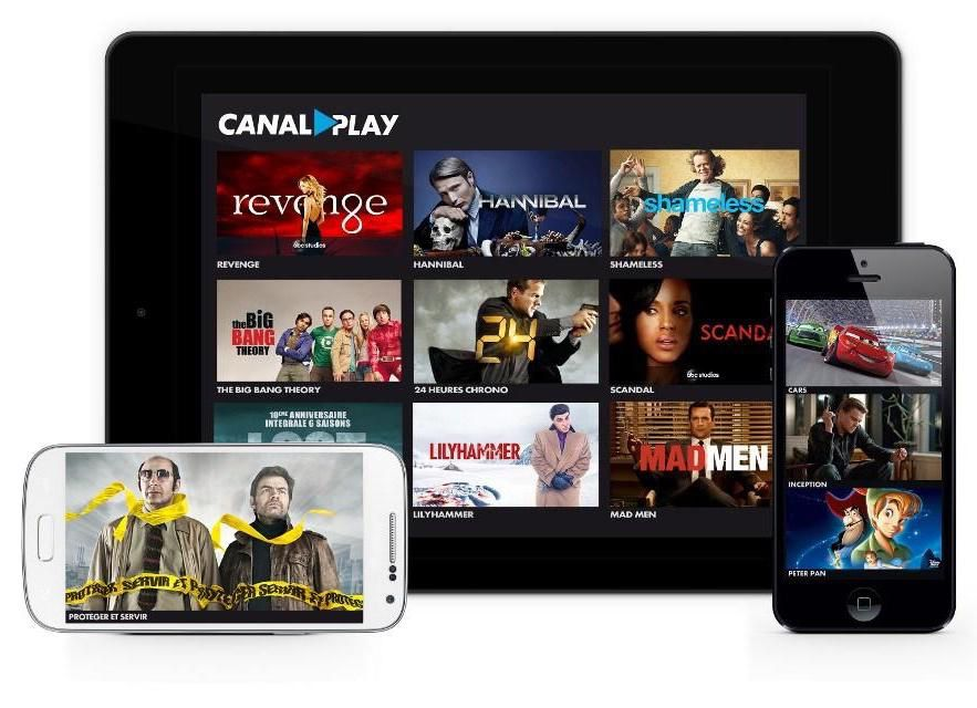 Canal+ ressuscite CanalPlay pour concurrencer Netflix