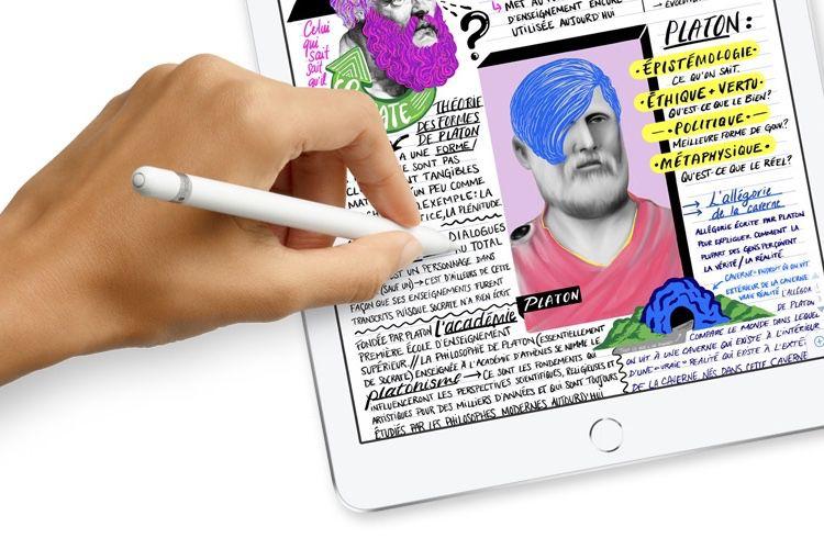 Les futurs iPad 7 et iPad mini 5 avec le support du Smart Keyboard et de l'Apple Pencil ?