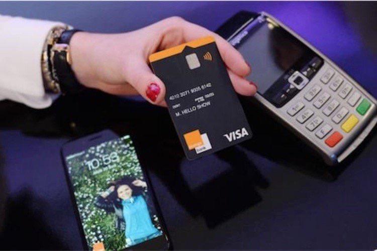 Orange Bank : une carte Visa Premium à 7,99€ par mois