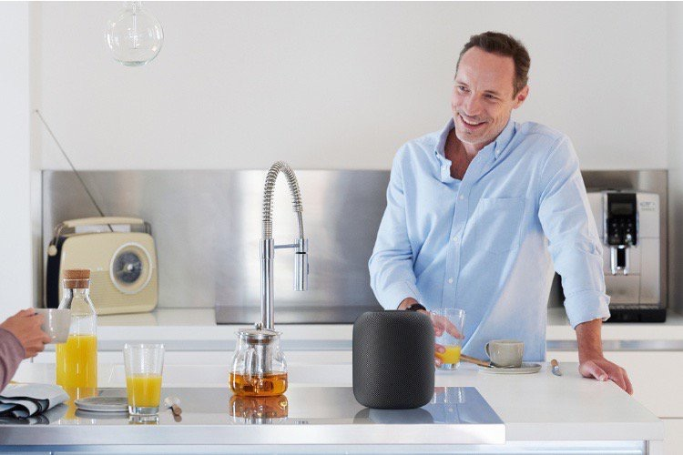 Apple a des idées pour rendre le HomePod plus communicant