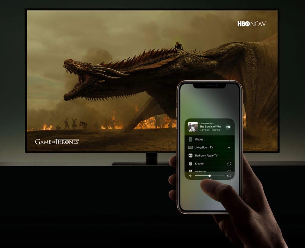 ITunes et AirPlay arrivent sur les TV de Samsung