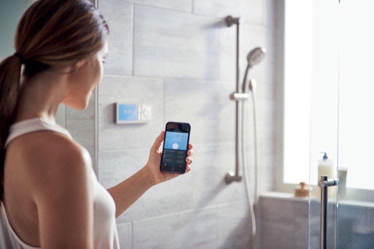 CES 2019 : une douche compatible Siri et un miroir supportant AirPlay 2