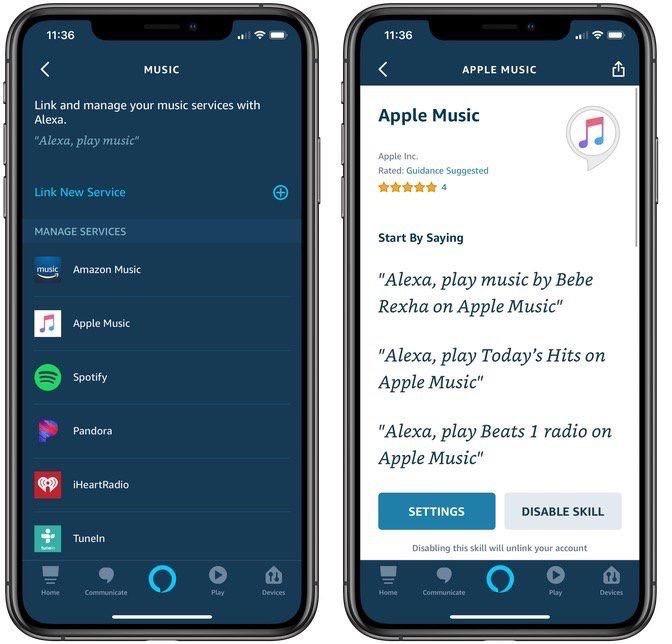 apple music sur alexa en france tr s prochainement d apr s le service client d amazon. Black Bedroom Furniture Sets. Home Design Ideas