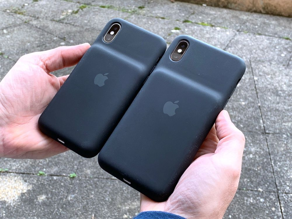 coque rechargeable iphone xs max
