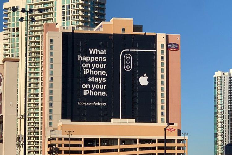 Apple affiche sa différence à Las Vegas