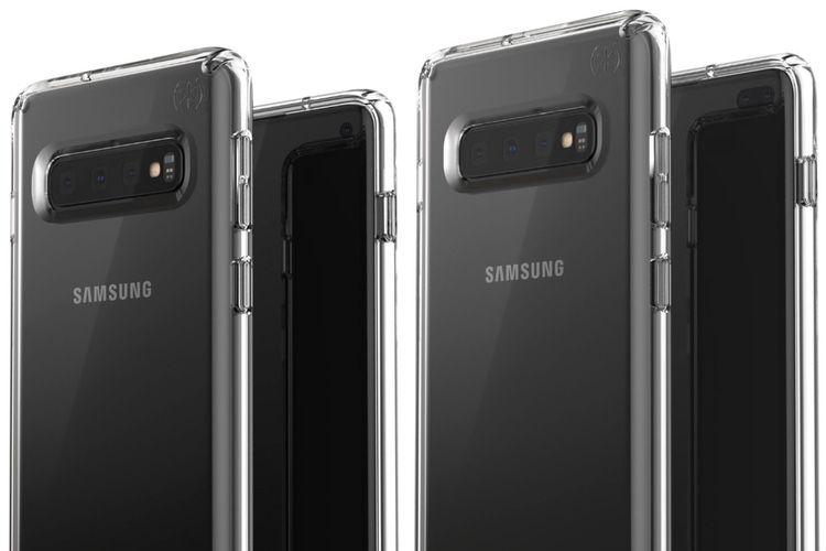 Les trois Galaxy S10 en image un mois avant leur annonce