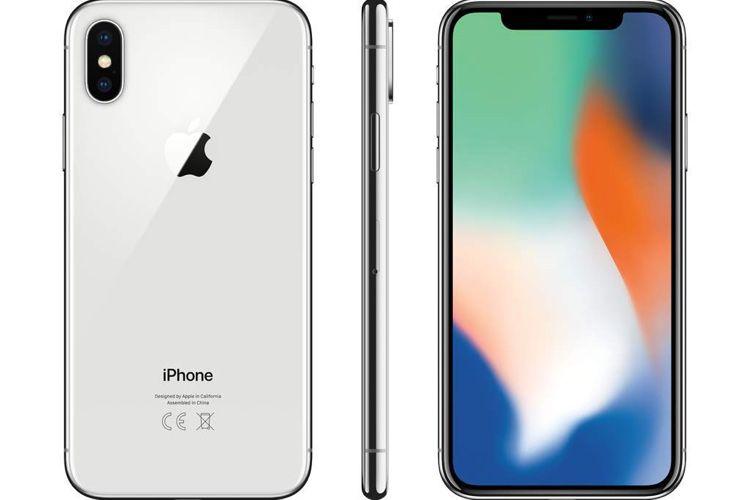 Promotion : l'iPhone X 64 Go descend à 841€