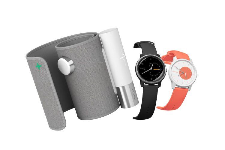 Move : Withings présente une montre avec «personnalisation made in France» et une montre avec ECG
